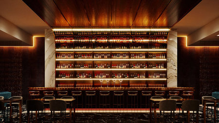 Las Vegas' First Adults-Only Casino Resort Reveals 5 New Bars & Eclectic Beverage Program