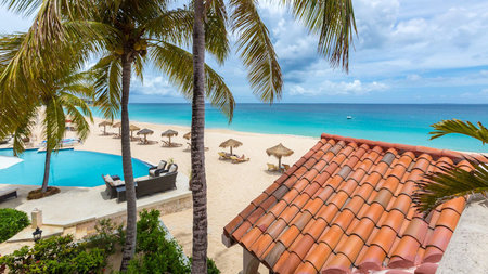 Anguilla's Frangipani Beach Resort Creates 'Resort Bubble' for Quarantined Guests