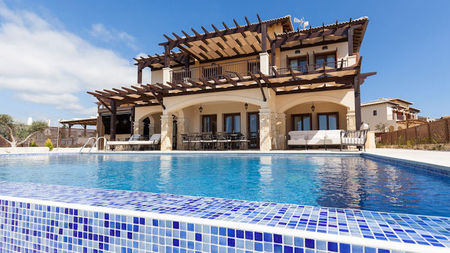 Aphrodite Hills Holiday Residences Now Listed on Homes & Villas by Marriott International