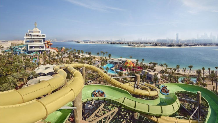 Atlantis Aquaventure Dubai Set to Be One of the Largest Waterparks In The World