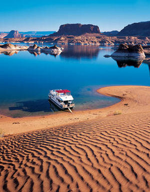 Lake Powell Announces New Luxury Houseboat Line