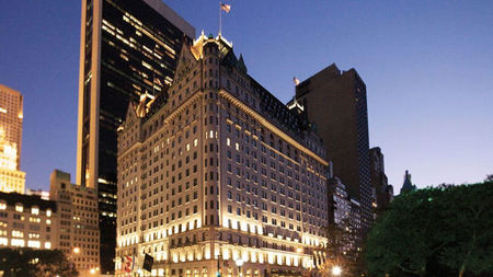 New York Luxury Hotel The Plaza Offers Oscar Package
