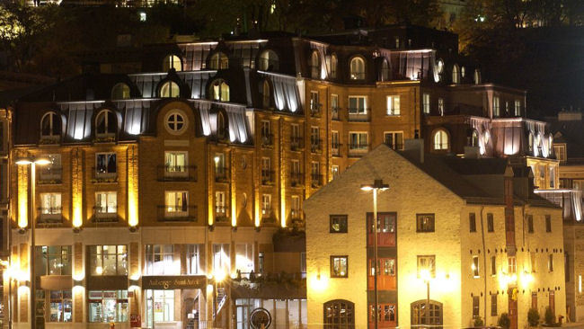 Quebec's Auberge Saint-Antoine Offers Madonna Fans Weekend to Remember