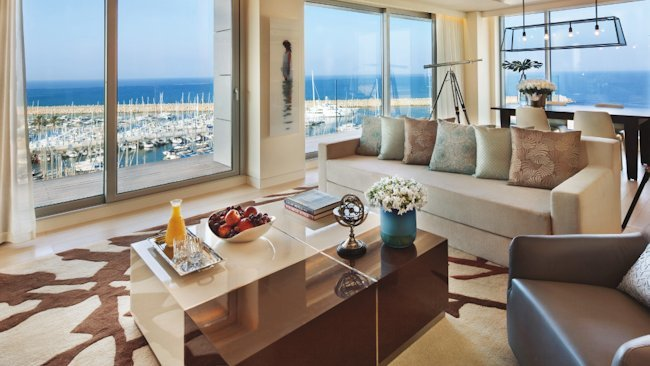 The Residences at The Ritz-Carlton, Herzliya Opens on Mediterranean Coast in Israel