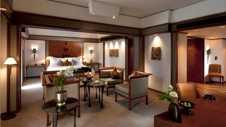 Suite Splendour at The Sukhothai, Bangkok
