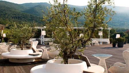 Argentario Resort's New Restaurant Highlights Maremma Tradition in Tuscany