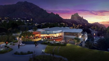 Sanctuary on Camelback Mountain to Reopen Jade Bar
