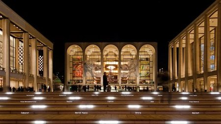 Lincoln Center: A New York Holiday Season Destination