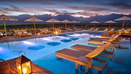 The Vines Resort & Spa Joins Leading Hotels of the World