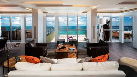 Hilton Bentley Introduces 3,000 sq ft Penthouse to Miami Beach
