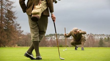Gleneagles Captures the Golfing Spirit of the 1920s with New Experience