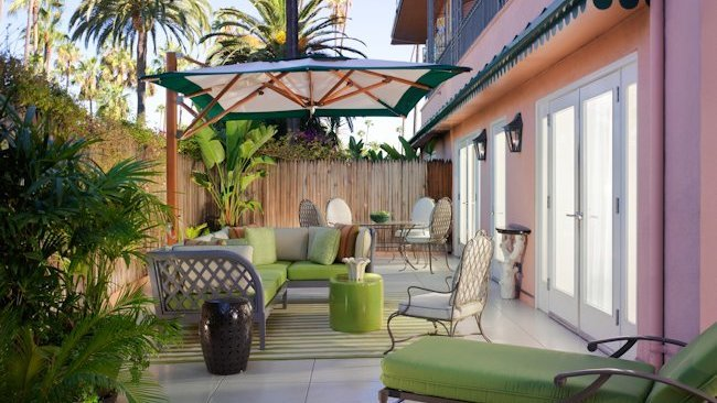 The Beverly Hills Hotel Introduces Newly Refurbished Guestrooms and Suites