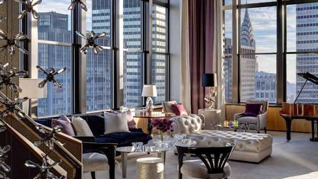 New York Palace's Ultimate Proposal Package Offers Stay in Jewel Suite