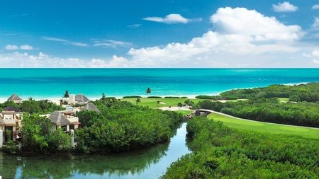 Rosewood Mayakoba Reintroduces the Ultimate $100,000 Golf Package with Greg Norman