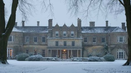 A Quintessential Christmas at Lucknam Park Hotel & Spa, 2014