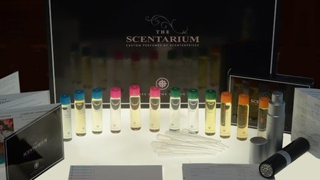Create Your Own Custom Fragrance with The Scentarium