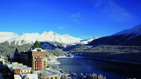 St. Moritz Celebrates 150 Years of Winter Tourism in The Swiss Alps