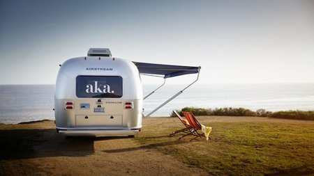 AKA Mobile Suite Takes Glamping to the Next Level