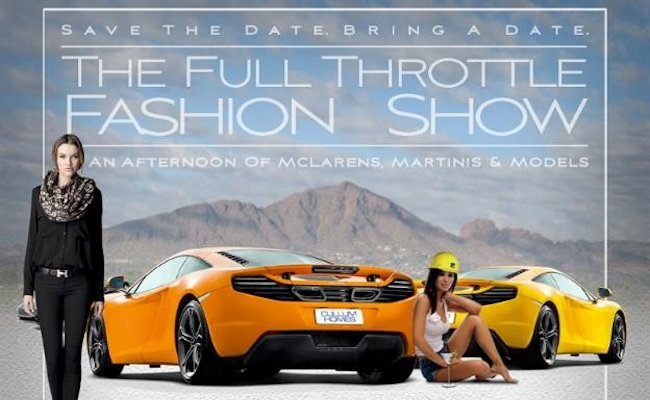 McLarens, Martinis, Models and Top Chefs in Paradise Valley