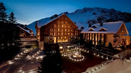 Chedi Andermatt Named Switzerland's Top Hotel