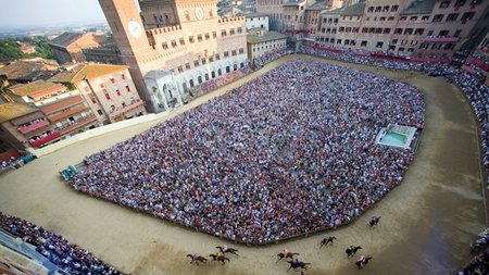 Experience the Palio in Siena with Hotel le Fontanelle
