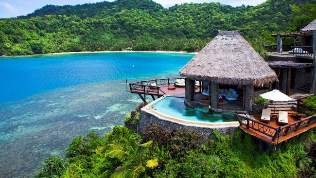 Fiji's Laucala Island Offers Private Island Rental for the Ultimate Beach Wedding