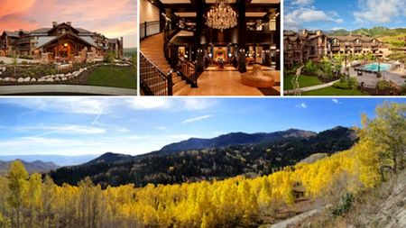 Late-Summer Offerings from Waldorf Astoria Park City