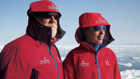 Silversea Cruises Partners with Haglöfs Outdoor Clothing