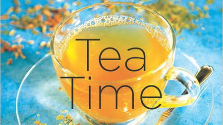 Tea Time: Delicious Recipes, Fascinating Facts, Secrets of Tea Preparation