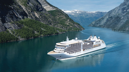 Be Among the First to Sail on Silversea's New Silver Muse