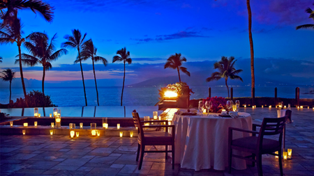 Four Seasons Resort Maui Offers 'Serenity Pool After Hours' Experience
