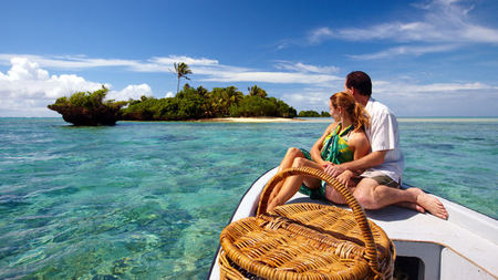 An Ideal Valentine's Day Destination: Jean-Michel Cousteau Resort, Fiji