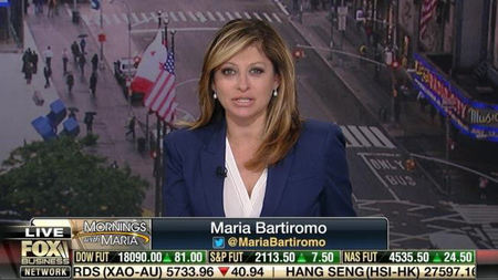 Interview with FOX Business Network's Maria Bartiromo