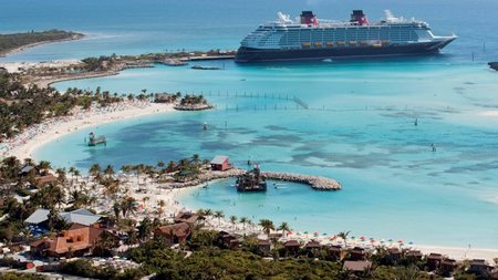 Disney Reveals Plans for Two New Cruise Ships