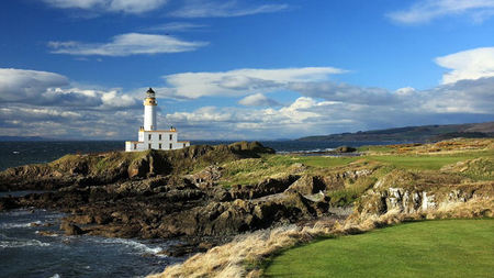 Surround Yourself in Absolute Luxury in Trump Turnberry's Iconic Lighthouse Suite