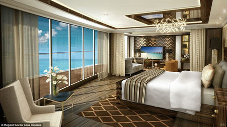 Benefits of Upgrading to a Suite on a Cruise