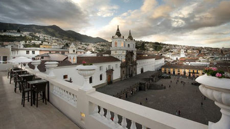 QUITO: Viewing the New Face of Ecuador's Old City