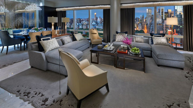 10 Most Expensive Luxury Hotel Suites in New York City