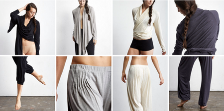 PonyBabe: Luxurious layers perfect for traveling and resort wear