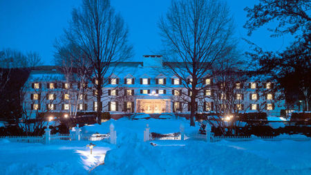 Vermont's Woodstock Inn & Resort Welcomes Winter Enthusiasts