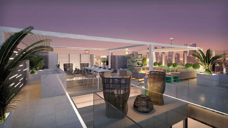 Penthouse Power Couple Valentine's Package at The London West Hollywood