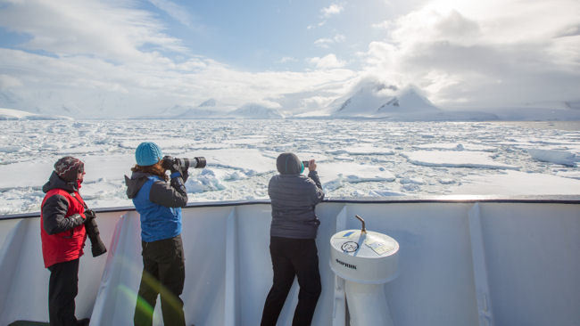 Tips for Taking the Best Polar Photography from Aurora Expeditions