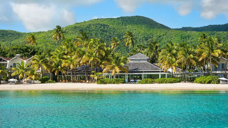 Antigua's Carlisle Bay Introduces First-Ever Island Bathing Meditation Experience