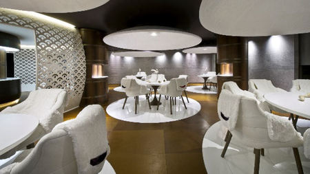 Cheval Blanc Courchevel's Le 1947 Restaurant Awarded Three Michelin Stars