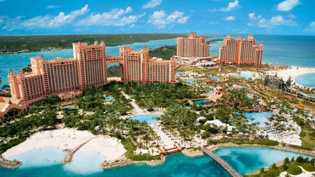 Atlantis Paradise Island Partners with Aroma360 for Signature Scent