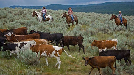 Saddle Up with Cowgirl Legends at The Resort at Paws Up in Montana
