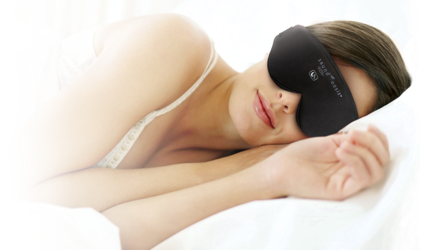 Beat Jet Lag Blues with ILLUMY Sleep and Wake Mask