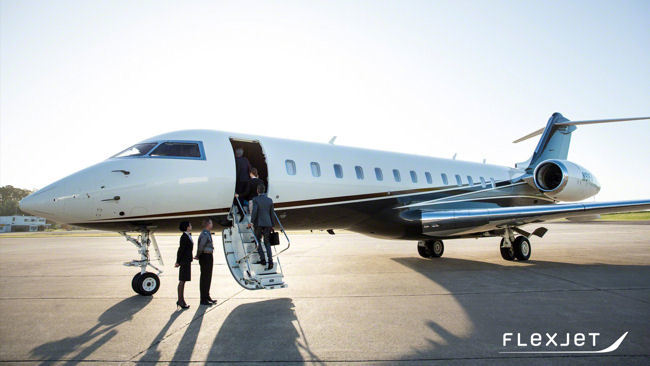 Interview with Fractional Private Jet Provider, Flexjet