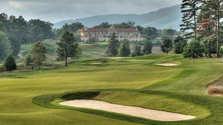 Keswick Hall & Golf Club's 'Full Cry Golf Package' Ideal for Fall Getaway