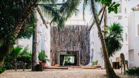 A Visit to Casa Malca in Tulum, Mexico
